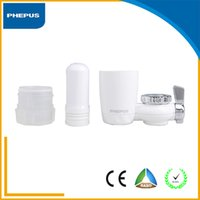 appliance water filters - Household appliances Faucet water filter and with Activated Carbon Easy to install water filter and white color