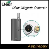 Wholesale Eleaf Magnetic Connector for iNano iStick Basic Connector Connecting iStick Basic Body with Thread eGo Connector