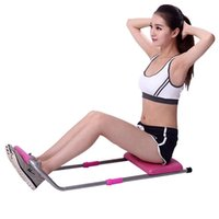 bench gym equipment - Abdomenizer Sit Up Board Training Home Gym Workout Body Buliding Fitness Equipment Machine Abdominal Waist Trainer Sit Up Bench MD0082