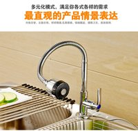 Wholesale New design pull out faucet chrome silver kitchen sink Mixer tap kitchen faucet vanity faucet
