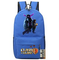 best daypack backpack - P E K K A backpack Clash of clans school bag High quality Pekka daypack Best schoolbag COC day pack