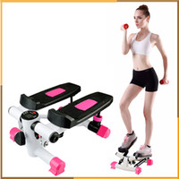 Wholesale Mini Stepper Fitness machine Exercise Bike stepper mini hiking foot machine stairclimbers fitness equipment for home or gym use
