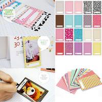 Wholesale 20x Polaroid Films Photo Stickers For FujiFilm Instax Mini Instant S S