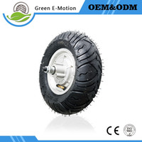 Wholesale high quality inch electric wheel flat hub motor mm diameter V W W W electric bicycle motor