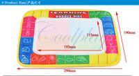 Wholesale 2pcs X19cm CP1366 CP1365 Mini Water Drawing Mat Aquadoodle Mat amp Magic Pen Water Drawing board