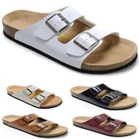 arizona sales - Hot Sale new Birkenstock Arizona Women Men Cork sandaIs size with box