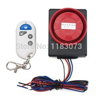 Wholesale Motorcycle Alarm Safety Security Vibration Detector Sensor For Types of Motorcycle Bicycle Big Discount