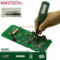 auto diodes - MASTECH MS8910 Digital Multimeter counts Smart SMD RC Resistance Capacitance Diode Meter Tester Auto Scan