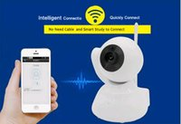 Wholesale P2P WIFI Home HD P T Camera