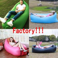 cheap sofa - Inflatable Sofa Lounger Chairs Air Sleep Beds Lay Bag Camping Outdoor Beach Pads Couch Lamzac hangout Factory Direct Most Cheap High Quality