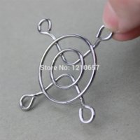 bear network - 100 Pieces Network Rail Fan Grille Mesh Cover mm cm Fan Protector Finger Guard Grill Net