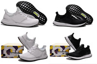 Wholesale Drop Shipping Ultra Boost White Sneaker Women Men s Sports Running Shoes Size