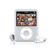 audio video media - Portable Audio Video MP3 Players Lowest Price Promotion G GB RD MP3 Media Player quot High Resolution LCD USB FM Video