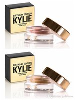 rose water - HOT Kylie Cosmetics Copper Creme Eye Shadow Birthday Edition Copper Rose Gold