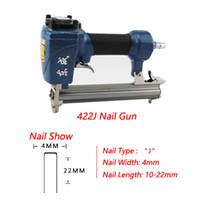 Wholesale FF J Air Stapler For Width mm Code Nail mm Length Nail Pneumatic Air Nail Gun Bar mm