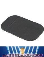 Wholesale Black Car Dashboard Sticky Pad Silica Gel Magic Sticky Pad Holder Anti Slip Mat For Car Mobile Phone Car MYY161