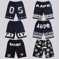 Wholesale The new male fashion brand of high quality leisure comfortable cotton shorts sports shorts at home