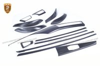 Wholesale real carbon fiber interior trims fit for BMW series F30 Auto body kit parts