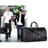leather duffel bags - MEN S WOMEN S TRAVEL BAG DUFFLE BAG LUGGAGE BAGS