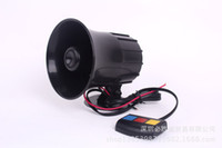 Wholesale Motorcycle accessories conversion three tone alarm horn V super loud multi tone horn Motorcycle