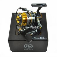 Cheap CATKING ACE30-12BB   5.1:1 All Metal Spinning Reel Seat And Rock Waterproof Fishing Reels Super Light Full Metal High Speed