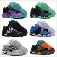 Wholesale Authentic Children Kids Cheap Basketball Shoes Men Kyrie Sneakers Good Quality Authentic Discount Man New Style Sports Shoes