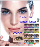 send - get pieces free colors fresh eye look colorblend color Contact lenses color contact lens Sent by DHL Tones cheapest contact lenses