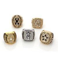 El envío libre para la reproducción 1971/1977/1992/1993/1995 Dallas Cowboys fija el anillo del campeonato Superbowl 5Years