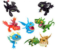 best toys shop - How To Train Your Dragon Toys For Children Best Gif Figure NightFury Toothless Dragon Kid Toy A Set Drop Shop