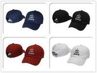 Wholesale I Feel Like Pablo Cap Baseball Caps Snapback Hats Hip Hop Fashion Sports Cap