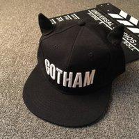 Wholesale A Good Quality Wings Hat Parent Child Caps The Most Popular Hip Hop Caps Unisex Black Wild Hat N