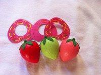 Wholesale cm jumbo slow rising strawberry squishy