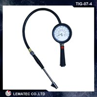 Wholesale TRUCK TYRE TIRE AIR IATOR DIAL PRESSURE METER COMPRESSOR GAUGE