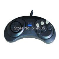 Wholesale PC Game Hardware Gamepads x Digital Button Controller Pad Replacement for Sega Mega Drive amp Genesis
