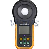 Wholesale YH611 YH Digital Lux Meter of fast shipping
