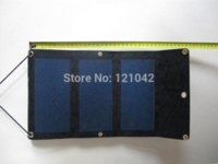 Cheap flexible solar panel of silicon foldable,very slim 3W 5V with USB for Diy,phone charger,solar bag panel light