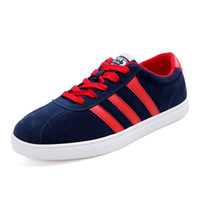 best skateboards - Fashion New Mens Skateboard Shoes Best Cheap Stan Smith Shoes Breathable Flat Mens Casual Shoes for Spring Autumn KW6210