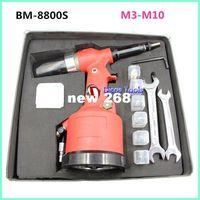 Wholesale M3 M10 High quality automatic rivet nut pneumatic riveter pneumatic hydraulic pull cap gun automatic rivet nut pneumatic tool