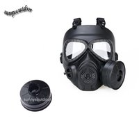 air filtration mask - Outdoor Tactical Equipment Accessory Airsoft Paintball Shooting Tactical Anti Fog Paintball Mask Accessories Air Filtration Fan
