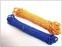 Wholesale 1 M Paracord Rope mm Auxiliary Rope Survival Safety Professional Rope Durable Paracord Rope Climbing Camping Survival Equipment