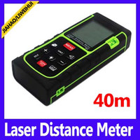 Wholesale Laser Rangefinder m Infrared Measuring Instrument with level bubble MOQ