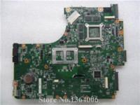 Wholesale Warranty Original for Asus N53S N53SM N53SN N53SV Rev or RAM GT540M G or GB laptop motherboard mainboard