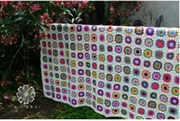 baby blanket making - Woolen blanket hand made Crochet Children towel Adorable baby blanket Leisure air conditioning blanket mixed style cheap