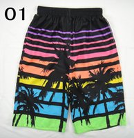 Wholesale Summer Leisure Man Loose Elastic Plus Large Size Thin Printing Casual Male Shorts Colors Choose