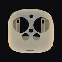Wholesale Silicone Protective Cover Case Sleeve DJI Phantom Inspire M100 Remote Controller Transmitter Anti slip Resistance Dirty