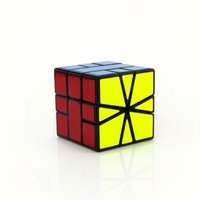 abs speed - Magic Cube Speed Cubing Magic Square learning education toys ABS Eco Friendly Material SpecialGifts Puzzle Toys for Kids And children