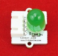 Wholesale 10mm colorful LED Module of Linker Kit for pcDuino Arduino include red yellow blue green