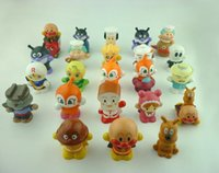 anpanman movie - 22pcs set Anpanman toys Bread Superman cm Gashapon toys Children s doll Gift model