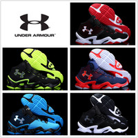 Wholesale Under Armour SpeedForm Phenom Men UA Running Shoes New Cheap Outdoor Sneakers High Quality Basketball Boots Size