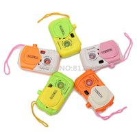 Wholesale Random Color New Kids Children Baby Learning Study Camera Take Photo Educational Toys For Baby Gils Gift